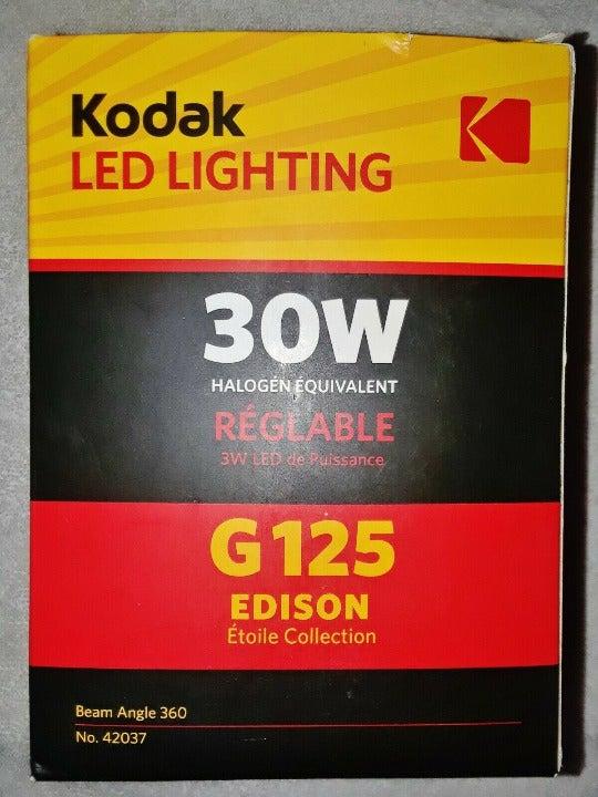Kodak LED Dimmable, Globe, 42037
