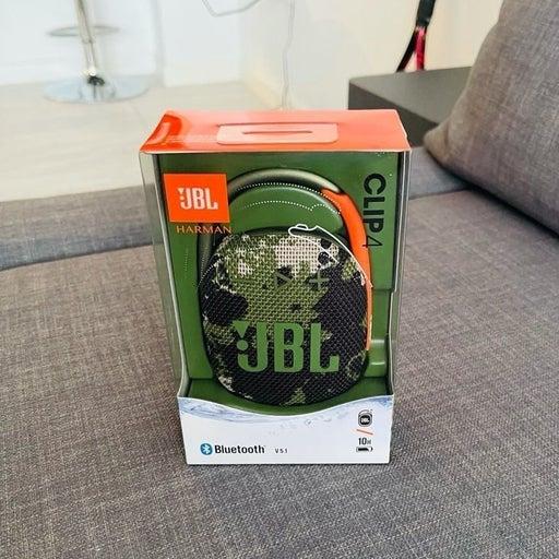 JBL clip 4 new