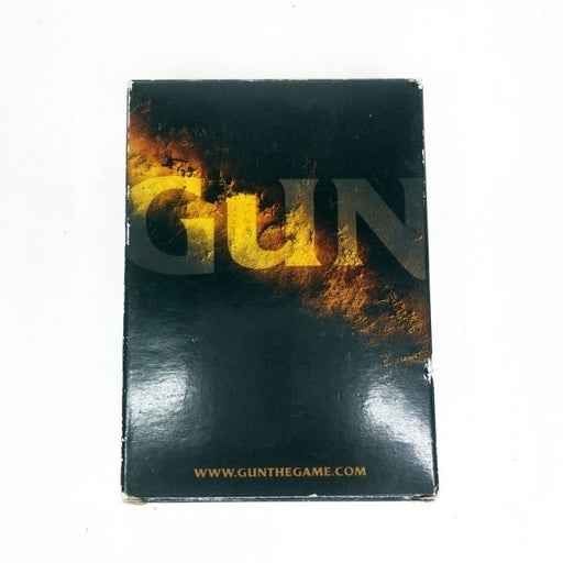 Xbox 360 Promo Playing Cards for Gun