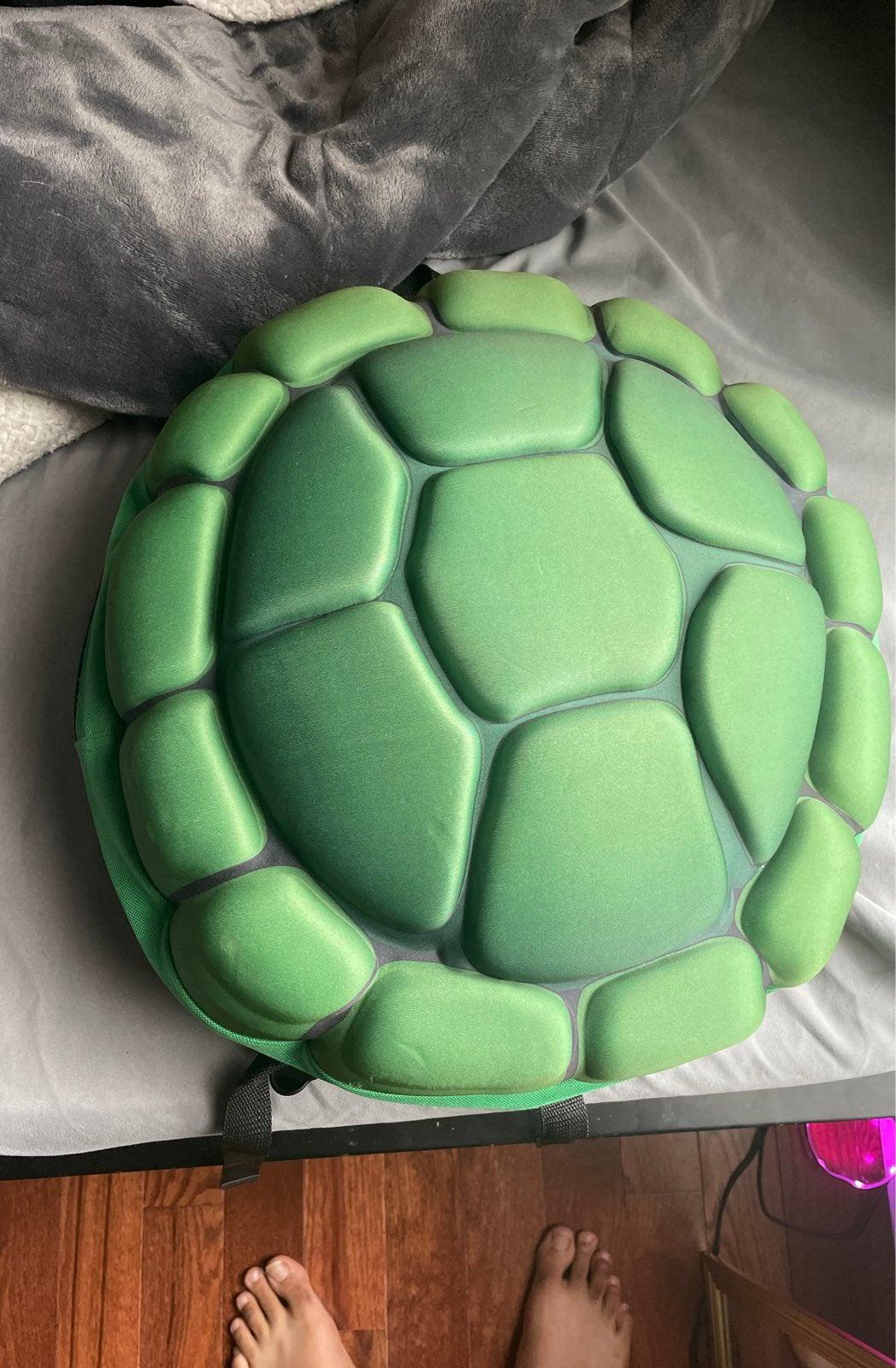 hardshell ninja turtle backpack