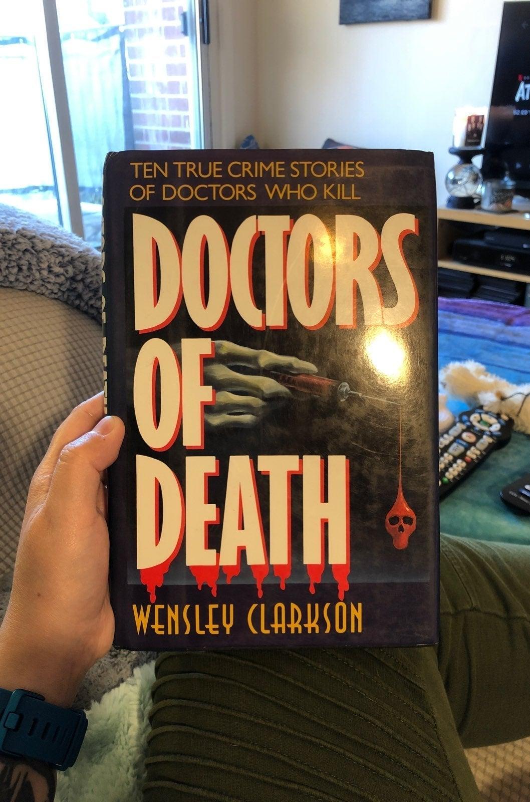 Doctors of Death Hardcover