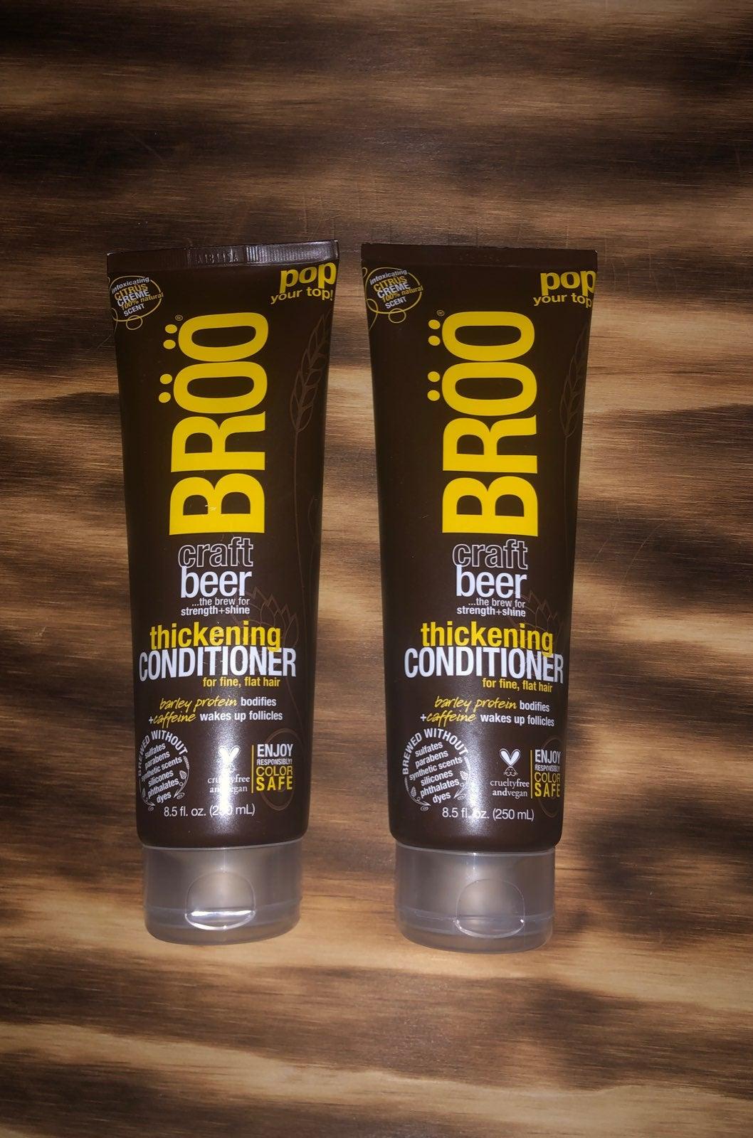 Broo Conditioner Bundle