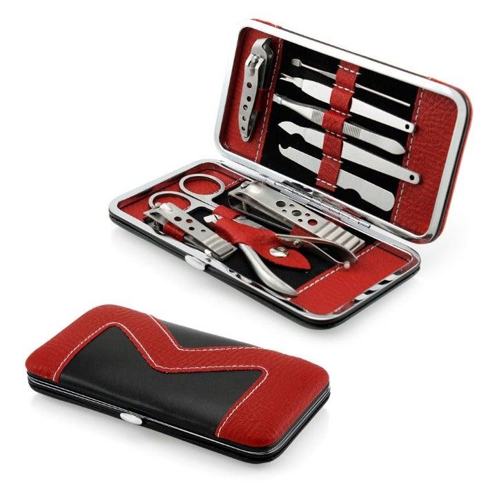 10 PCS Pedicure / Manicure Set - Kit