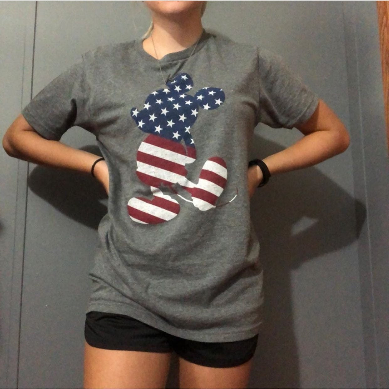 Mickey mouse american tee