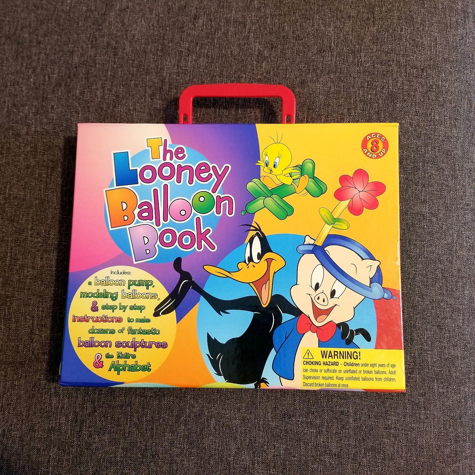 The LOONEY TUNES Balloon Book