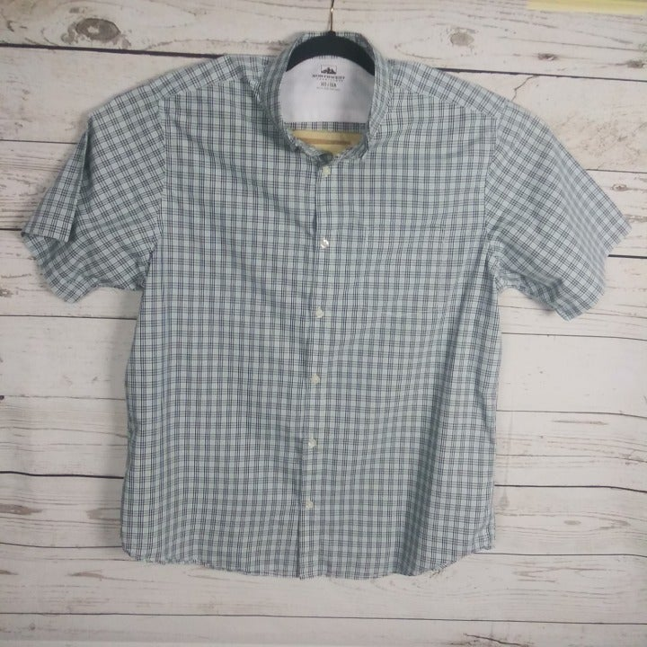Northwest Territory Size XL Shirt Button