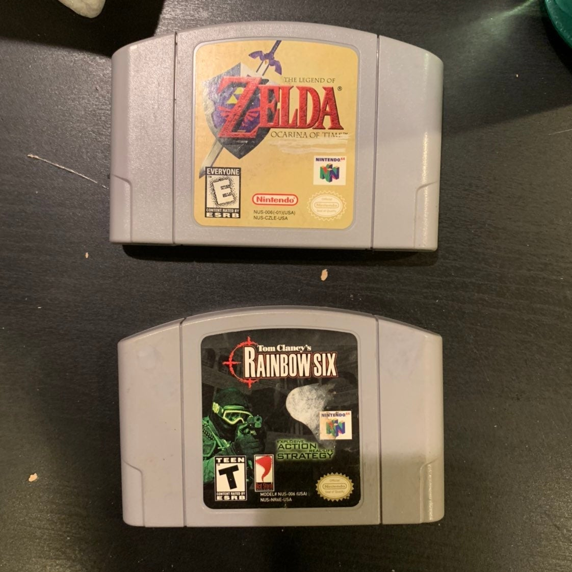 Legend of Zelda Ocarina of Time and ithe