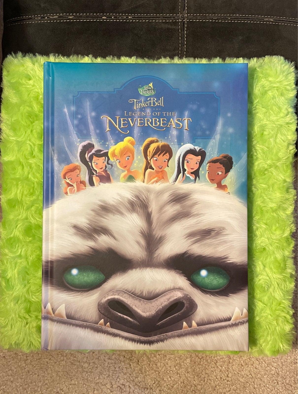 Disney Fairies TinkerBell Legend of Neve