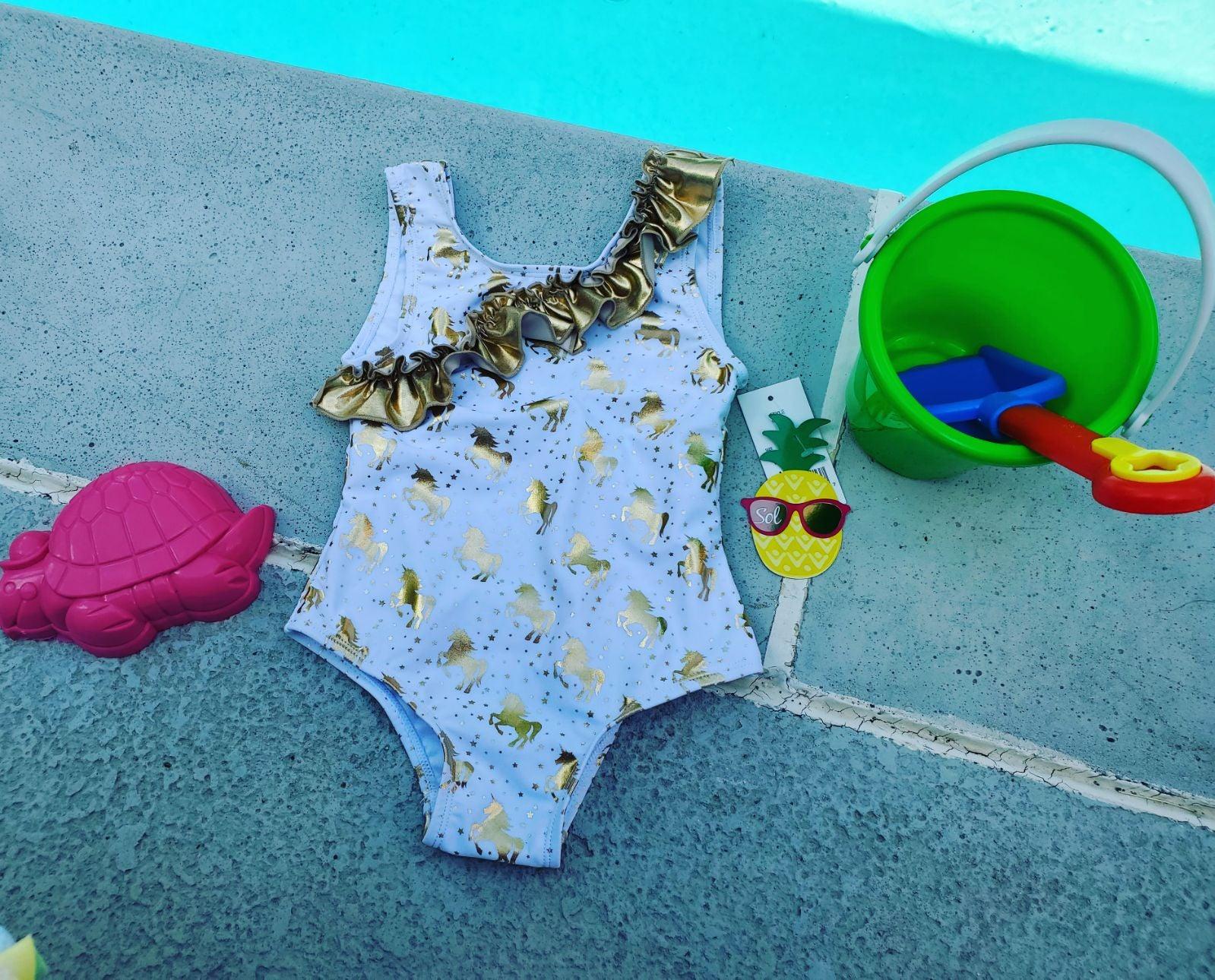 Girls Swimsuit New