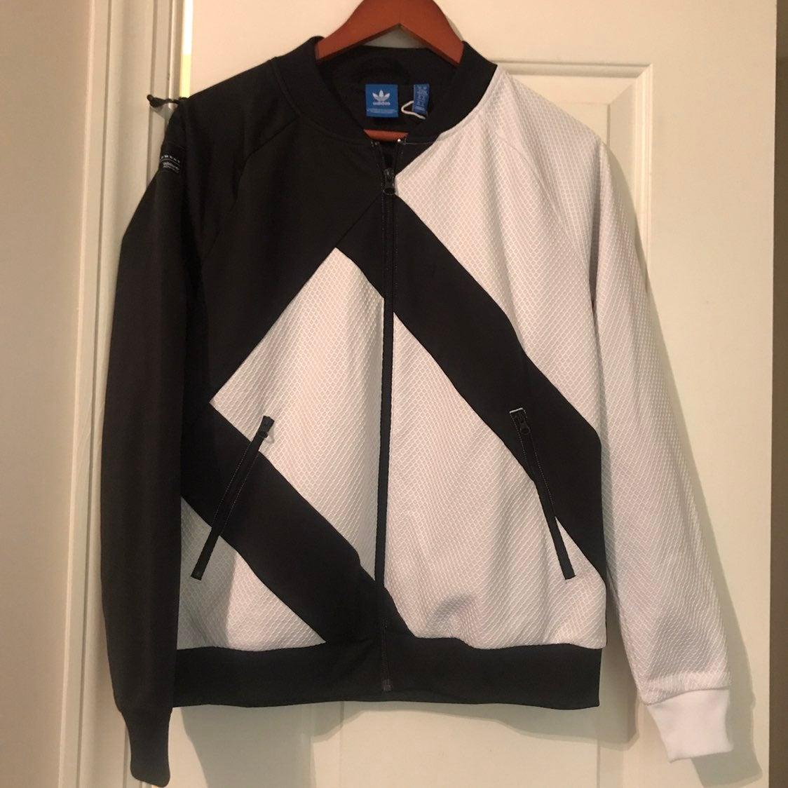 Adidas Originals EQT Jacket Mesh Black M