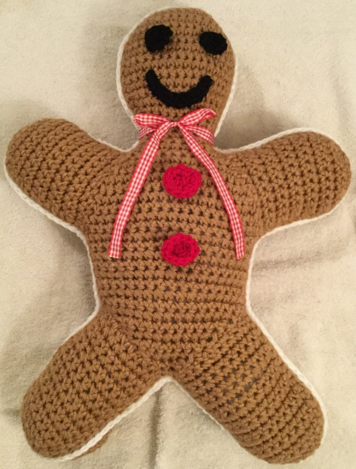 Large Gingerbread Toy