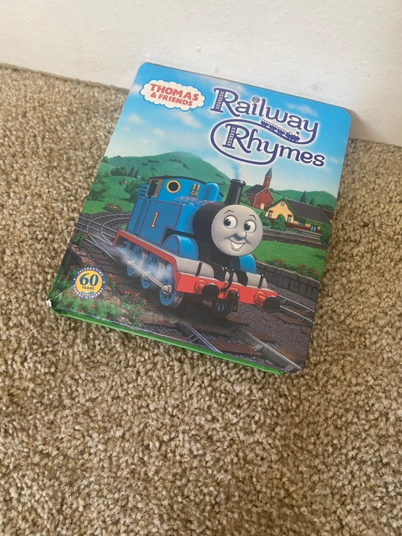 Thomas and Friends Railway Rhymes
