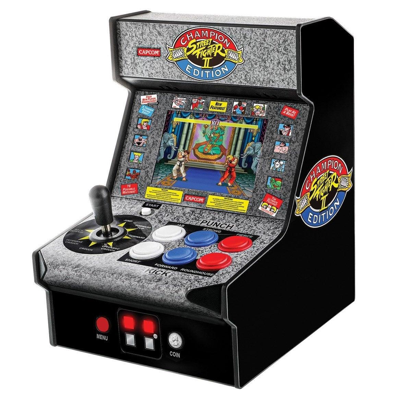 My Arcade Street Fighter