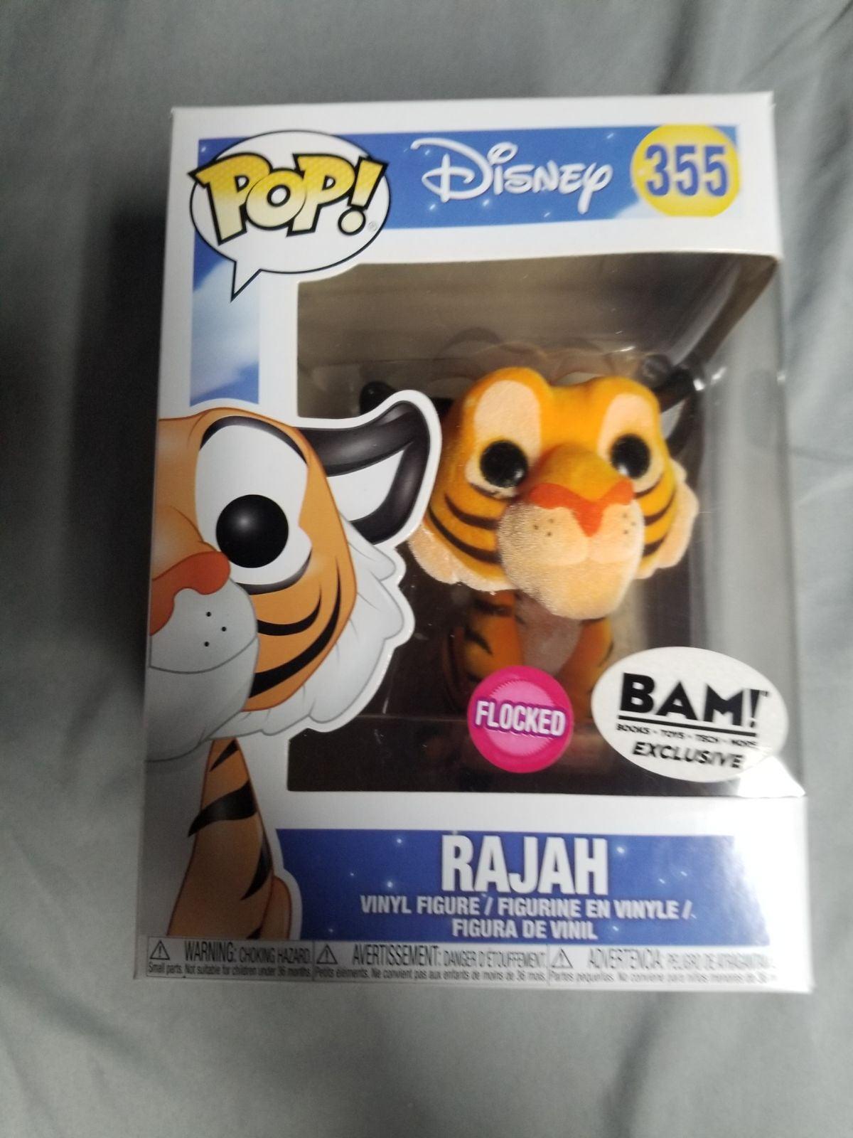 Funko Pop Rajah