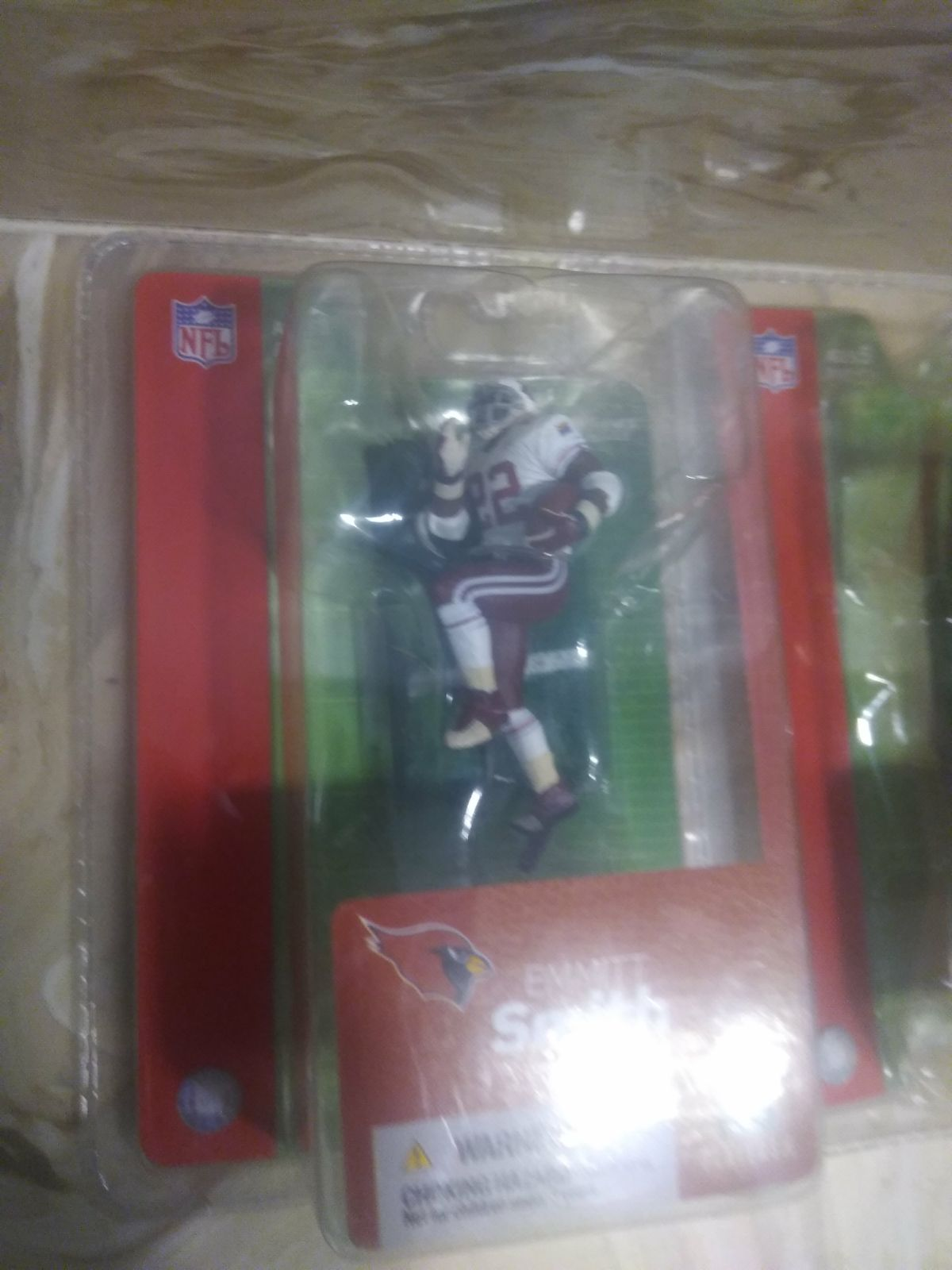NFL MCFARLAND SPORTS COLLECTIBLES