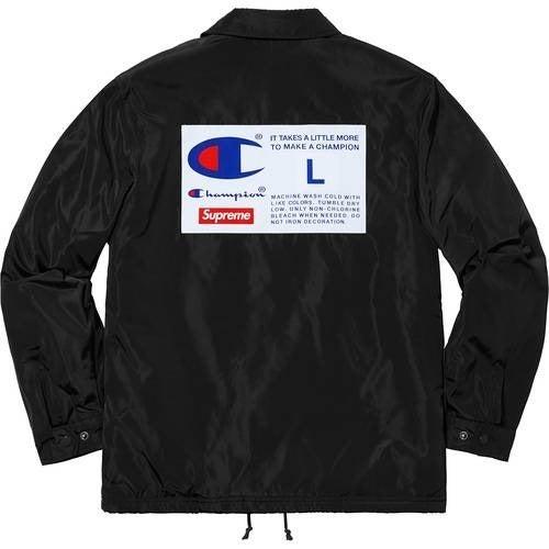 Supreme® x Champion® Coaches Jacket (L)