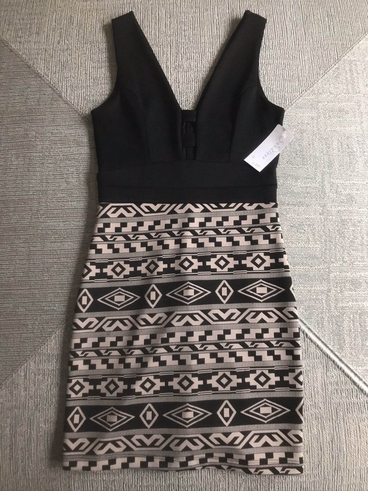 Black party dress small