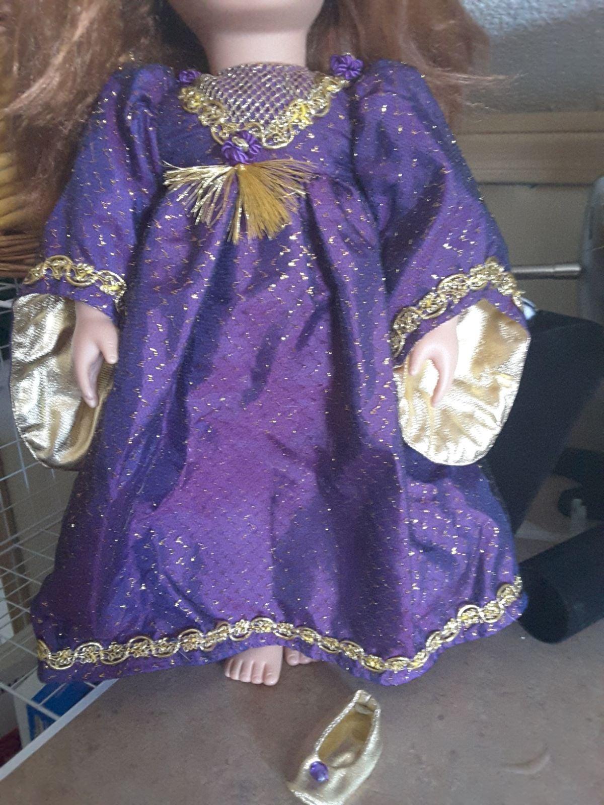 Magic Attic Club Doll Princess Dress