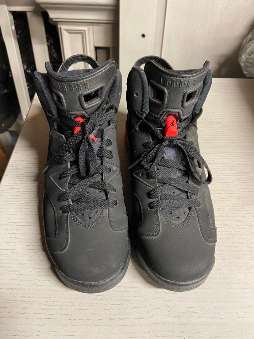 Nike Air Jordan 6 Infrared 7y Womens 8.5