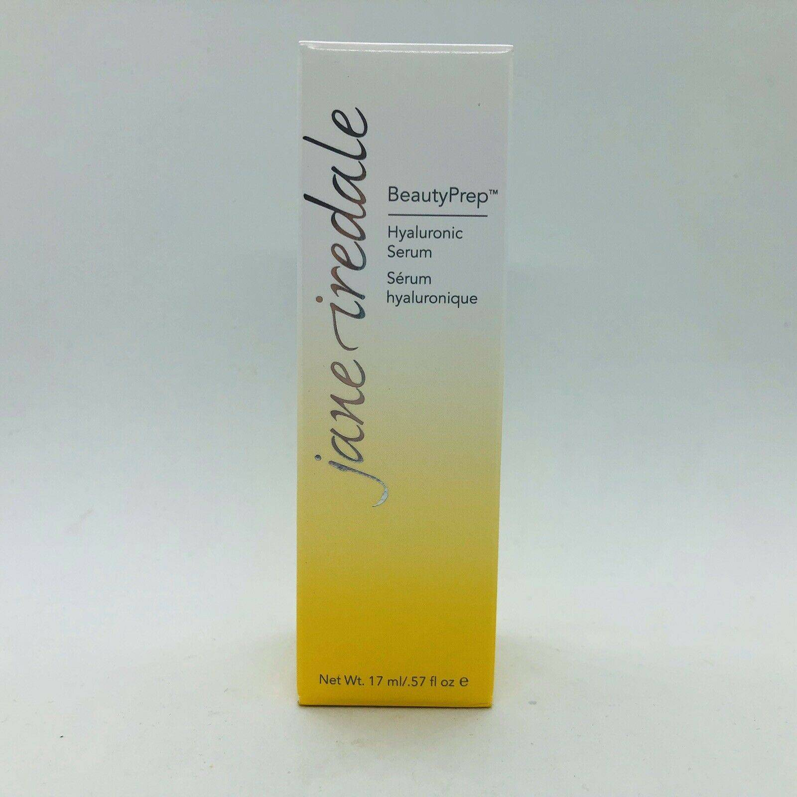 Jane Iredale Prep Hyaluronic Serum