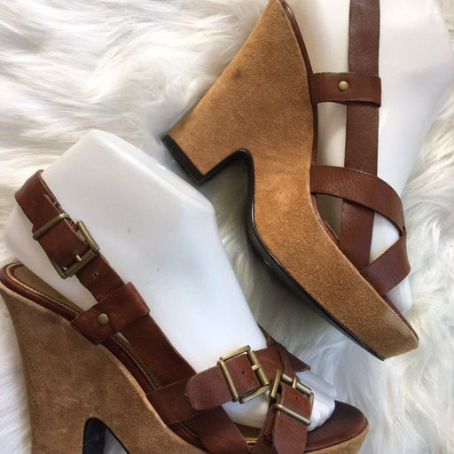 BP. Wedges size 7 like new