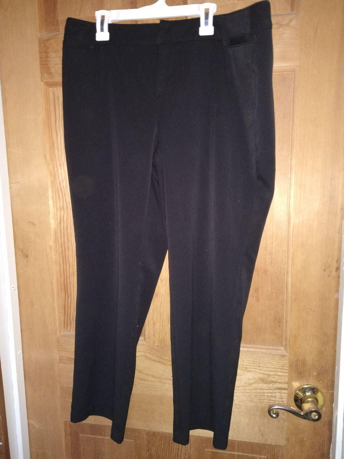 Dress Pants Apt 9 size 12 womens