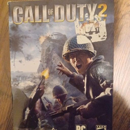 Call of Duty 2 (PC_CD-ROM)