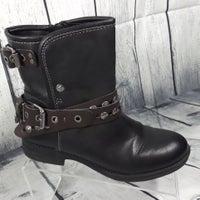 46a4210f6e85 Ruff Hewn Women s Black Short Boots ...