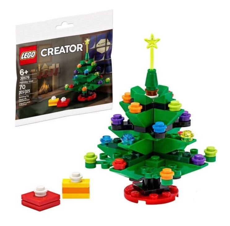LEGO CREATOR HOLIDAY TREE 30576