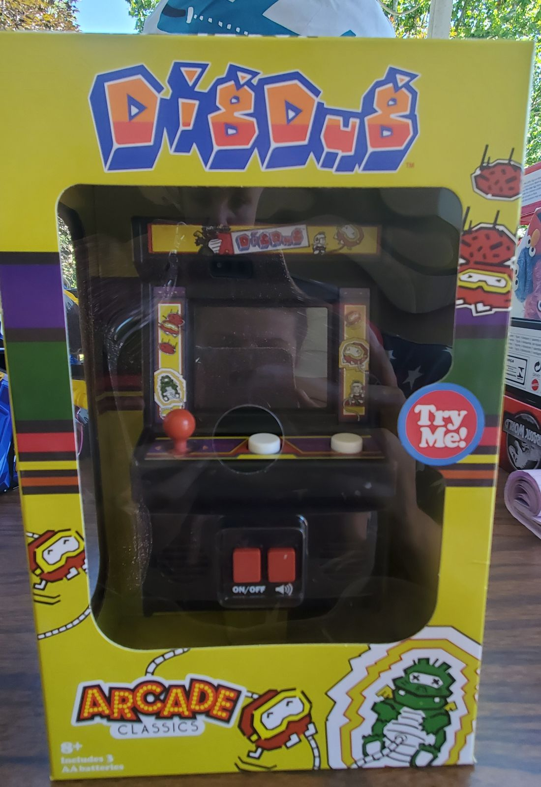 Dig Dug Arcade Classic