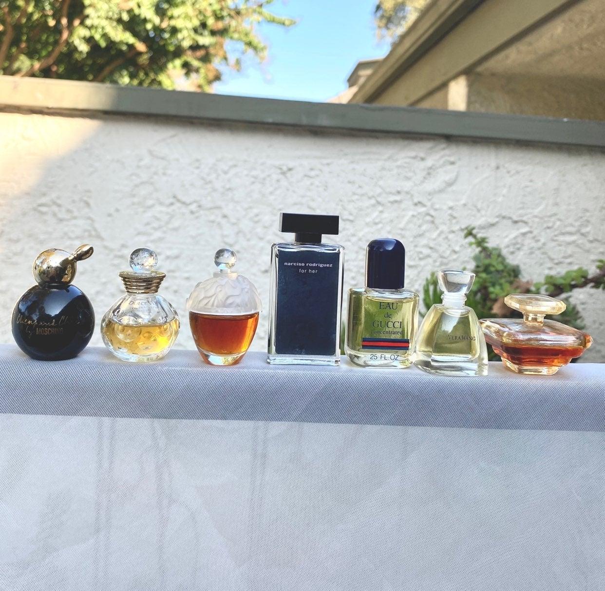 NEW Mini Perfumes Dior Lancome Gucci +
