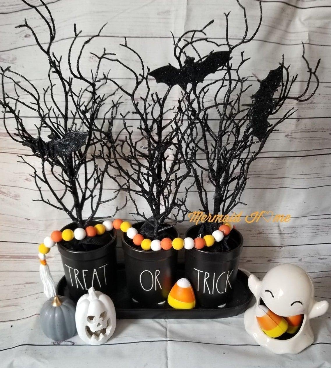 3 Hocus pocus glitter branch trees 4 rae