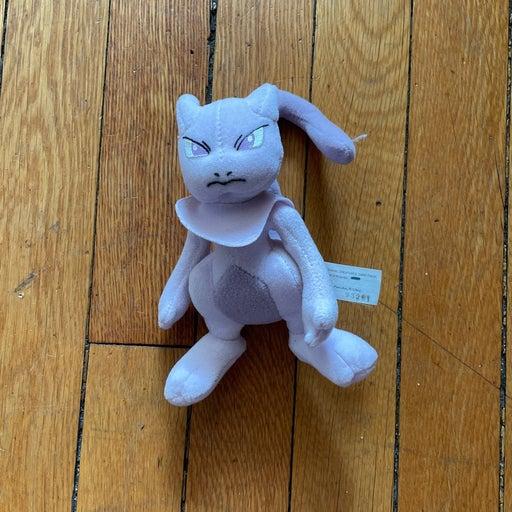 Pokemon Nintendo Mewtwo Plush
