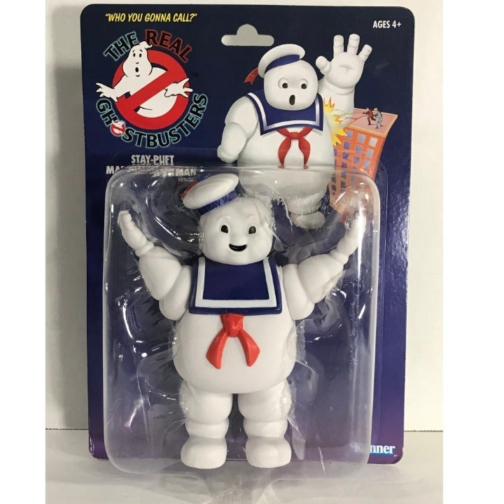 Stay-Puft Marshmallow Man Action Figure