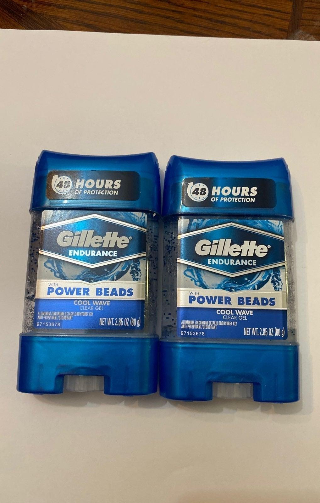 Gillette Endurance Deodorant cool wave