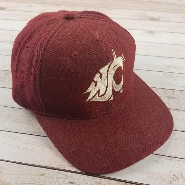VTG 90s Washington State Cougars Hat