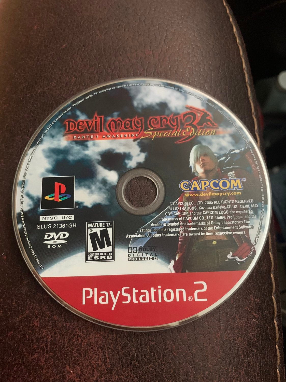 PS2 Devil Mary Cry 3