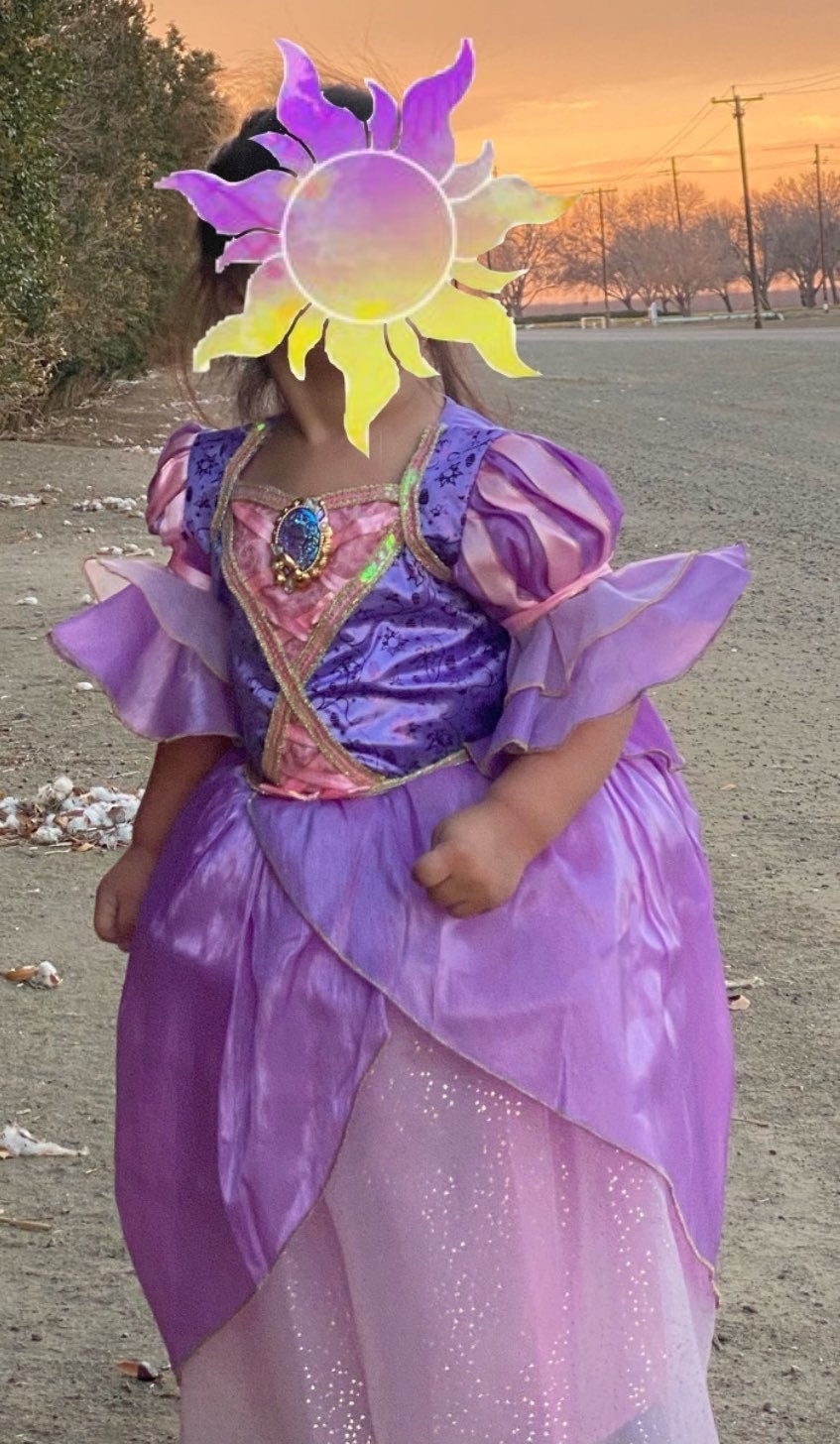 Toddler Princess Dress 3T