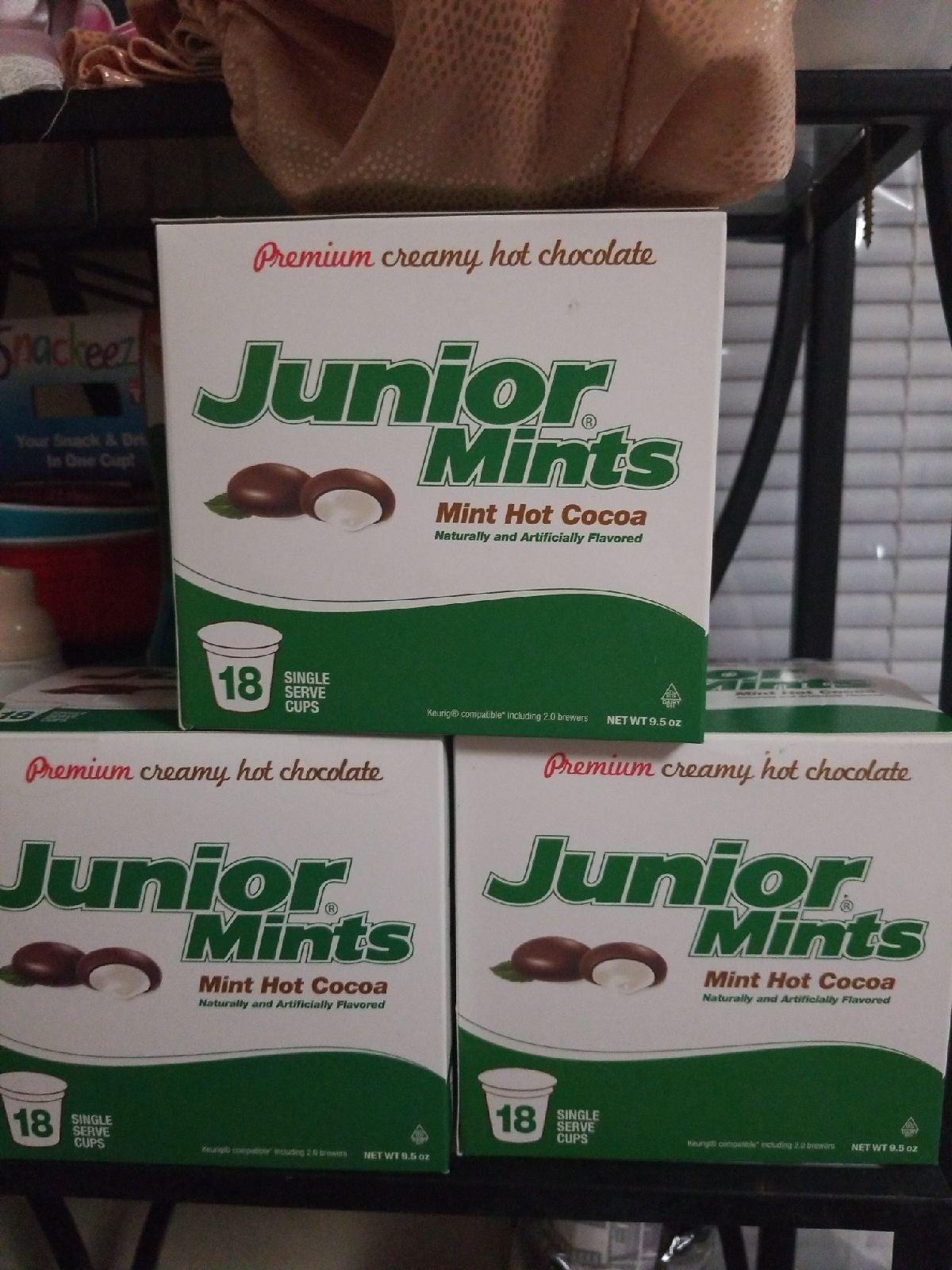 Junior Mints Kcups