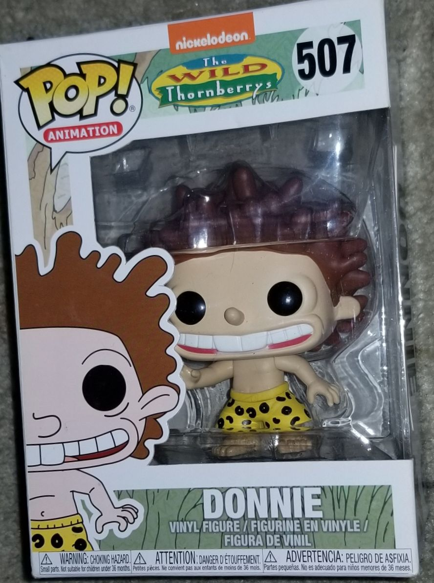 Wild Thornberries - Donnie Pop