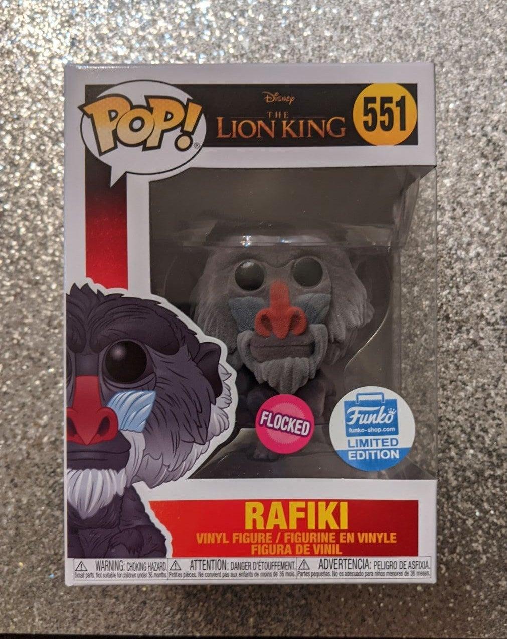 Disney Rafiki POP! Vinyl Figure By Funko