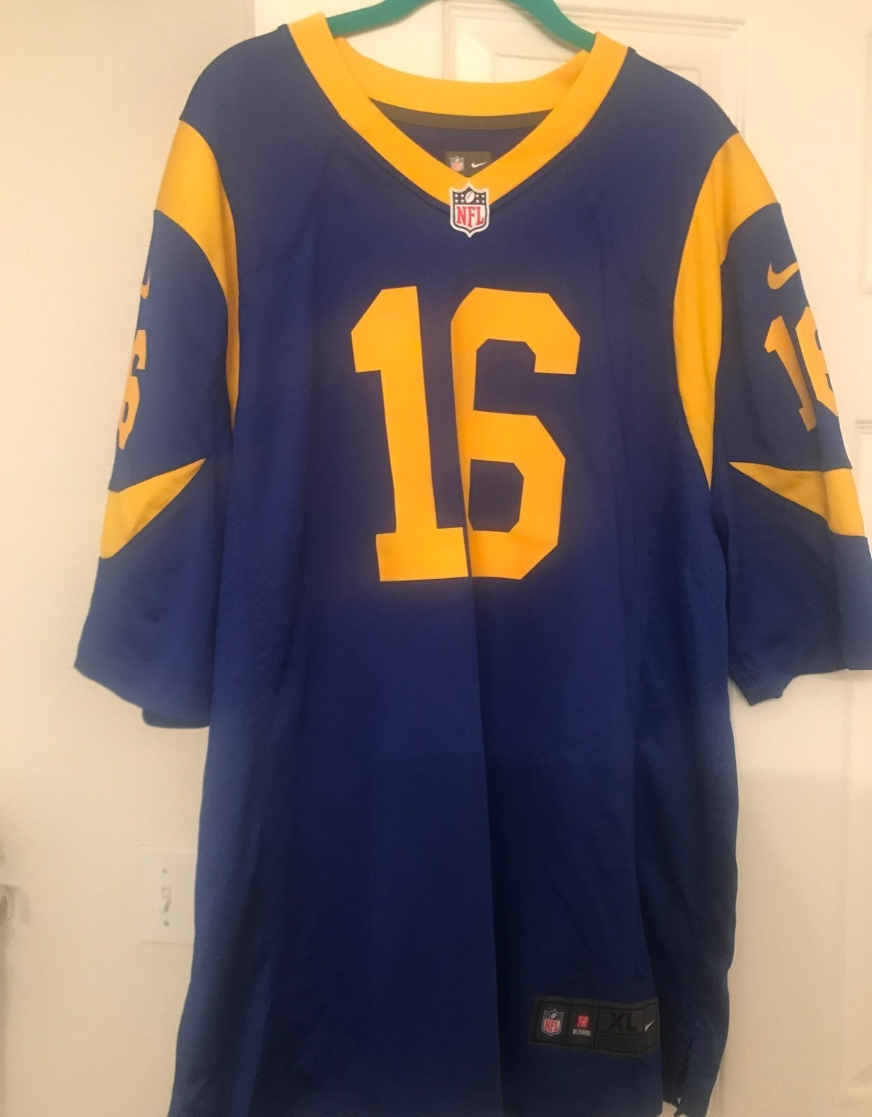 los Angeles Rams Jersey Goff