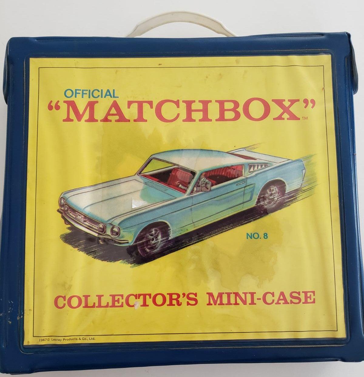 69' Matchbox case