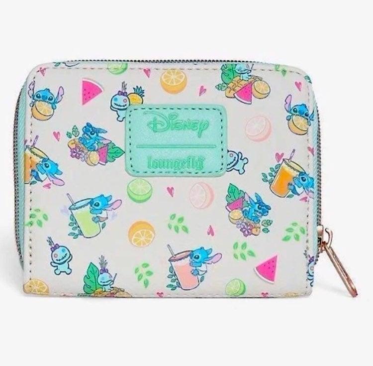 NWT! Beautiful Loungefly Stitch Wallet!