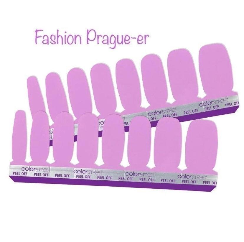 Color Street Nails Fashion Prague-er