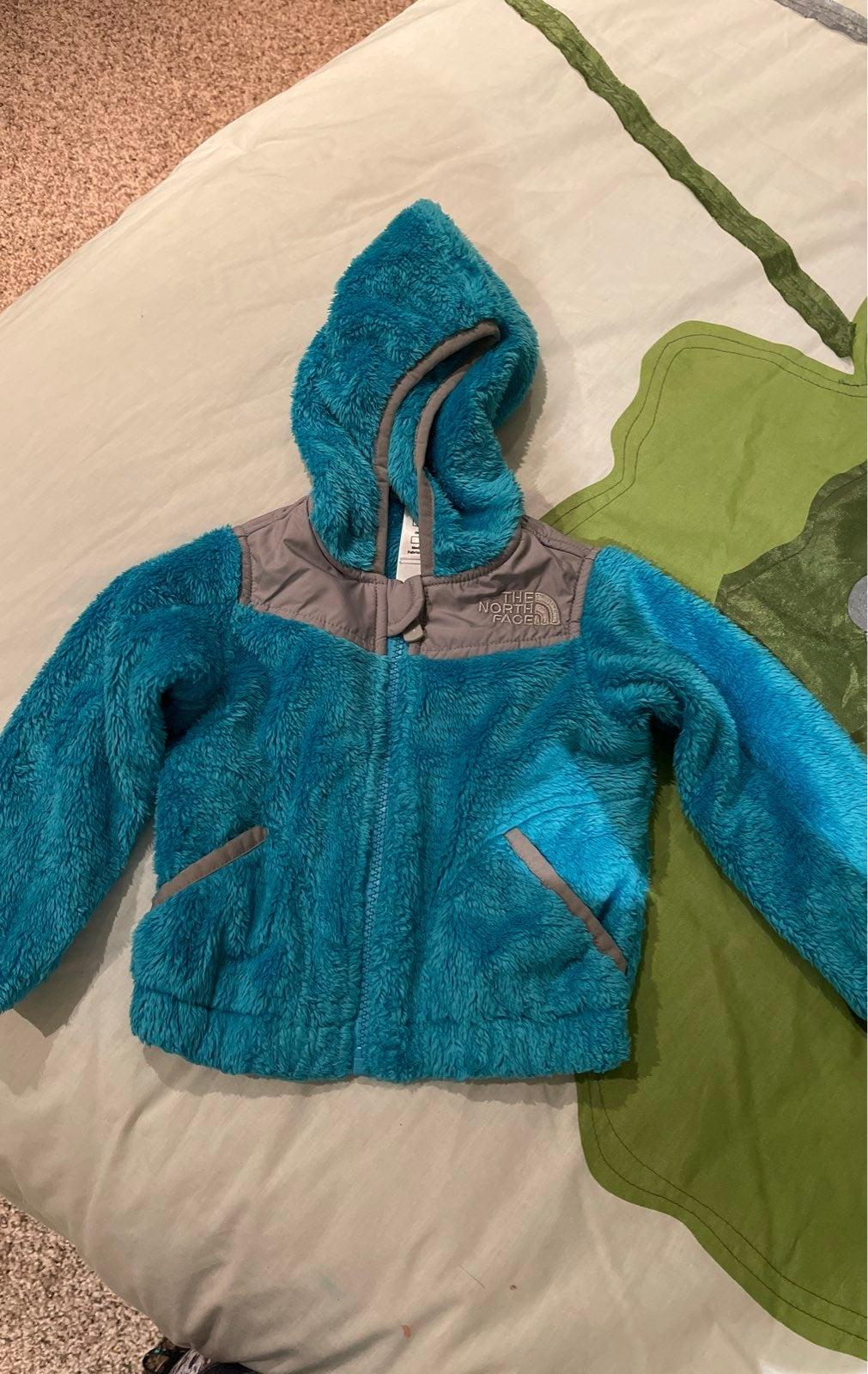 Northface jacket 6-12 months