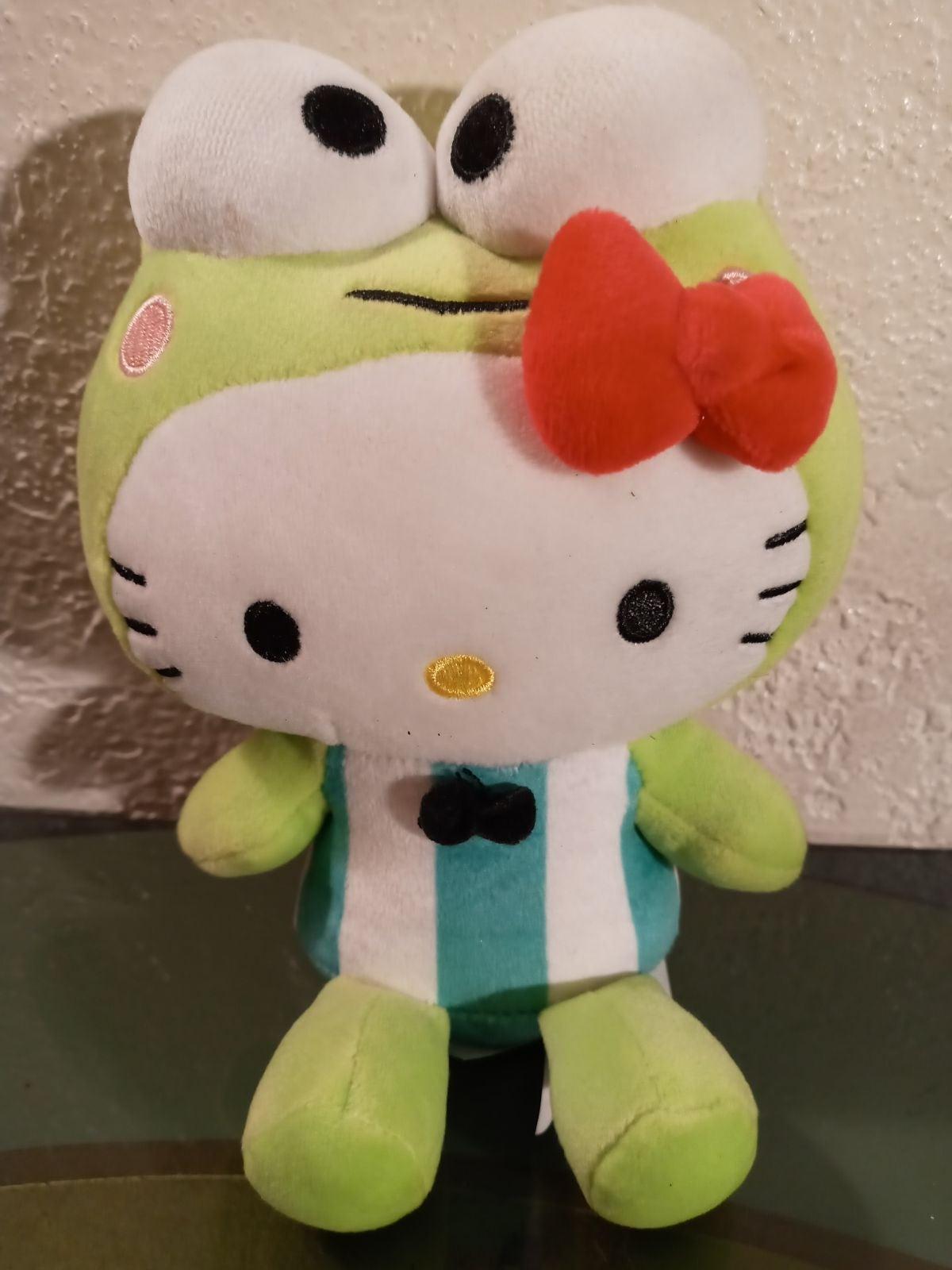 Hello Kitty Friends Keroppi Small Plush