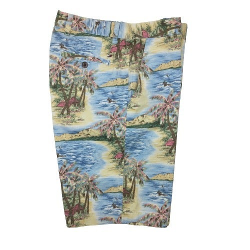 Tommy Hilfiger Hawaiian Chino Shorts 31