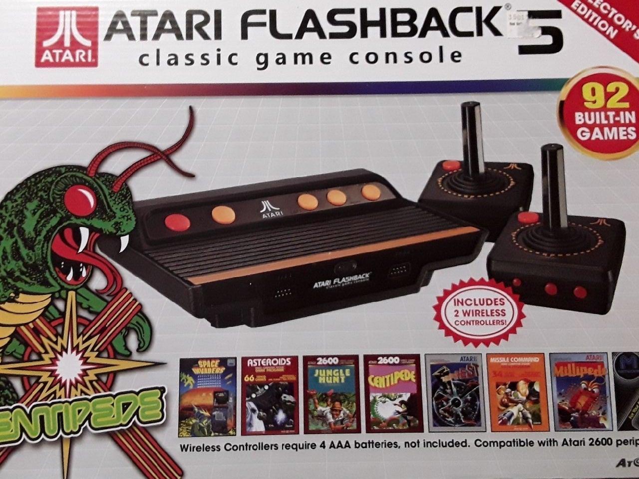 Atari Flashback 5 Classic Game Console