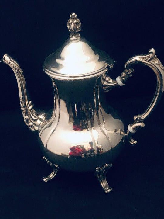 Towle Silver Plated Vintage Coffee Pot